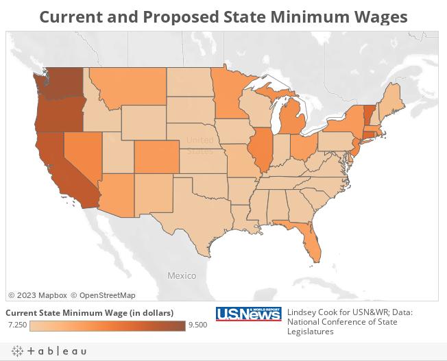 arkansas nebraska approve minimum wage hikes civic us news. Black Bedroom Furniture Sets. Home Design Ideas