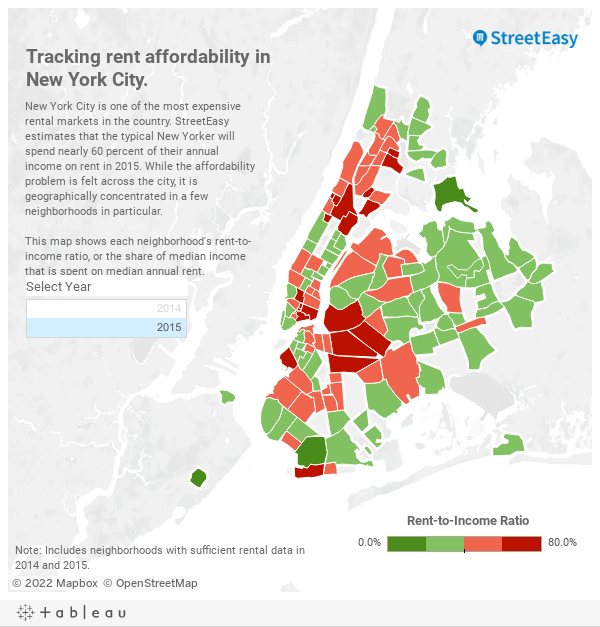 Bright Lights Big Rent Burden Understanding New York Citys Rent - New york city map with neighborhoods