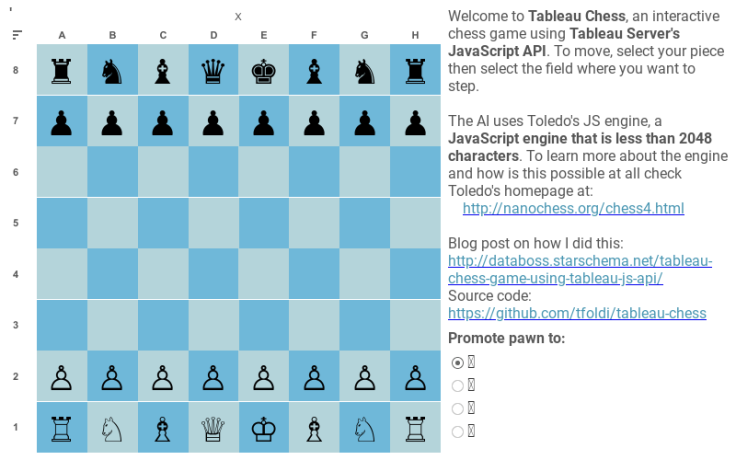 Workbook: Chess