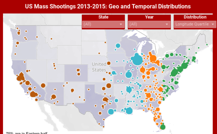 Mass Shootings By State Map.Workbook Us Massshooting 2013 2015