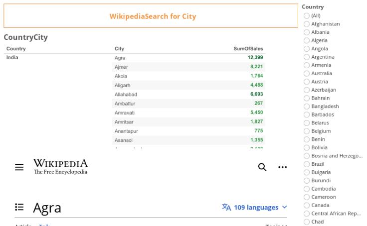 Workbook: WikipediaSearchUsingURL_actions